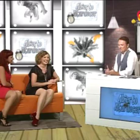 Con faldas y a lo loco en Interalmería TV